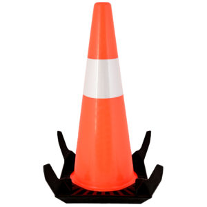 Reboundable Safety Cones | Venture Plastics Distributors