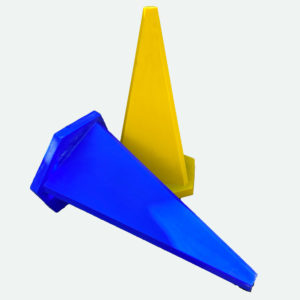 Triangular Cones For Mines | Venture Plastics Distributors