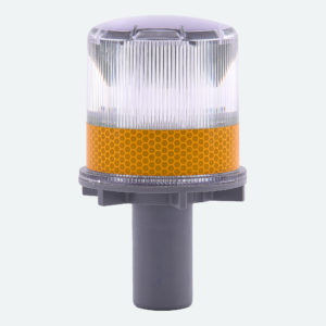 Warning Solar Cone Light | Venture Plastics Distributors